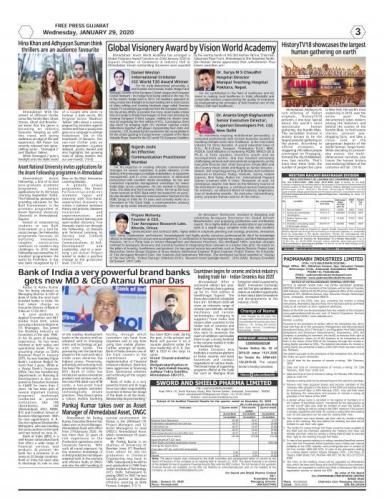 free press apsand awardee  eng 22 jan 2021